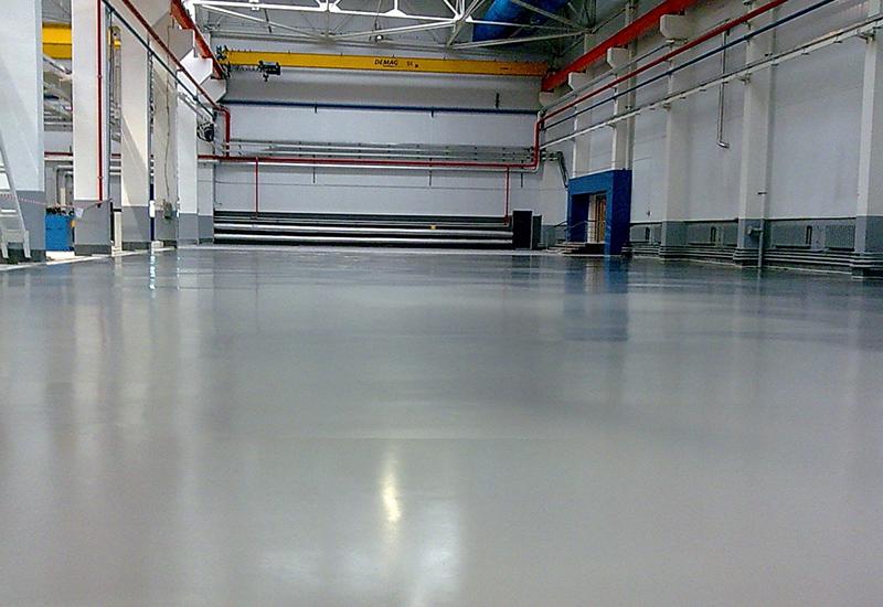 Устройство полимерного покрытия