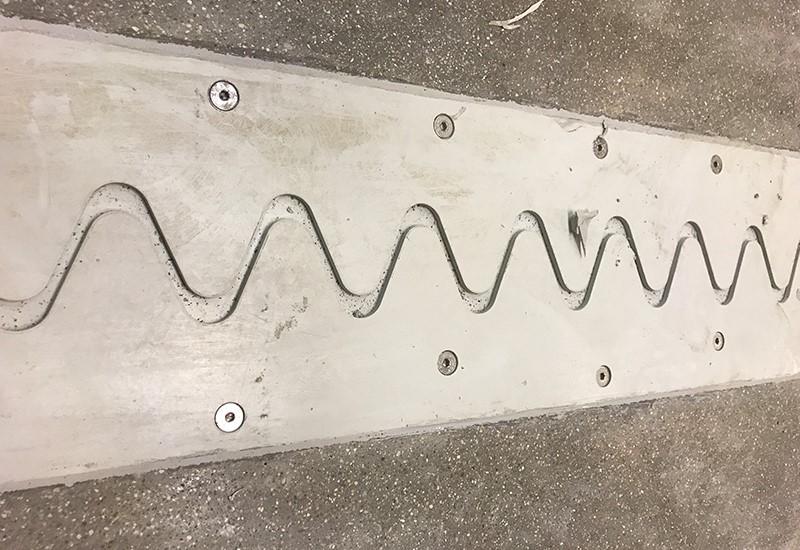 Типы швов в бетонных полах